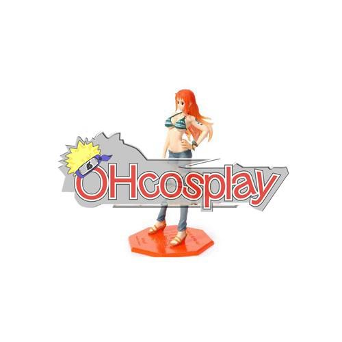 ワンピース衣装ナミ2Y手行っモデル人形アニメのおもちゃの後