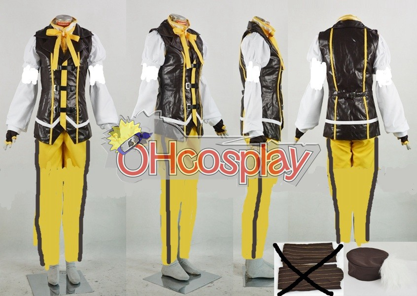 Mami Tomoe Cospaly Costume From Puella Magi Costumes Madoka Magi Costumesca Costumes