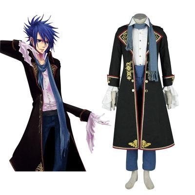 Luxusný Vocaloid Kaito 2 Cosplay Kostýmy