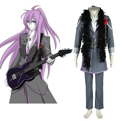 Luxusný Vocaloid Gackpoid 2 Cosplay Kostýmy