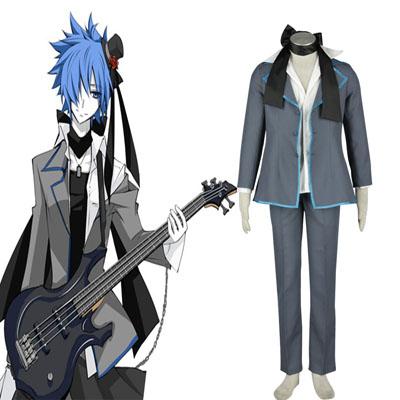 Luxusný Vocaloid Kaito 3 Cosplay Kostýmy