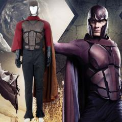 Disfraces X Men Magneto Fighting Service Cosplay