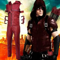 Arrow Roy Harper Red Cosplay Puvut