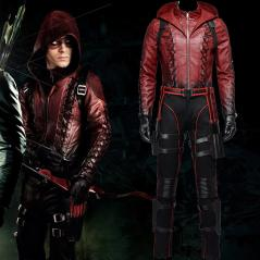 Arrow II Roy Harper Upgraded Version Red Cosplay Canada Costumes