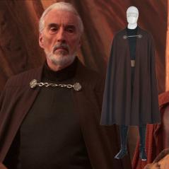 Star Wars Count Dooku Cosplay Canada Costumes