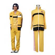 Ylellinen The Prince of Tennis Rikkaidai Junior High Koulu Talvi Uniform Mekko