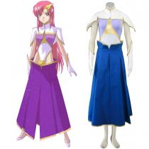 Fantasias Gundam Seed MURRUE RAMIUS Diva Pano Trajes Cosplay