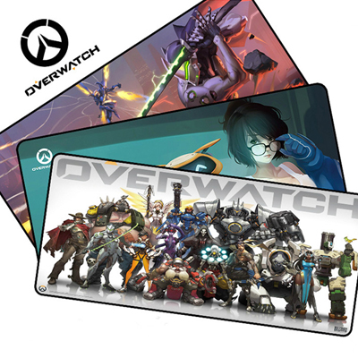 Overwatch Large Durable Gaming Mouse Mat OW Factory Store (A variety of styles)