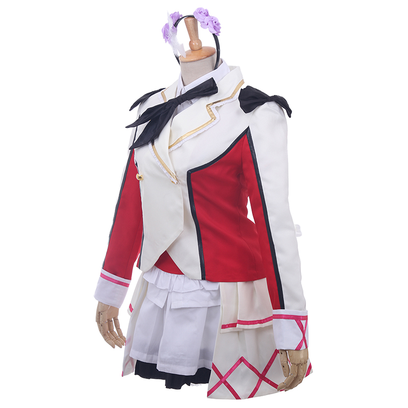Love Live!School Idol Project Maki Nishikino Cosplay Costume
