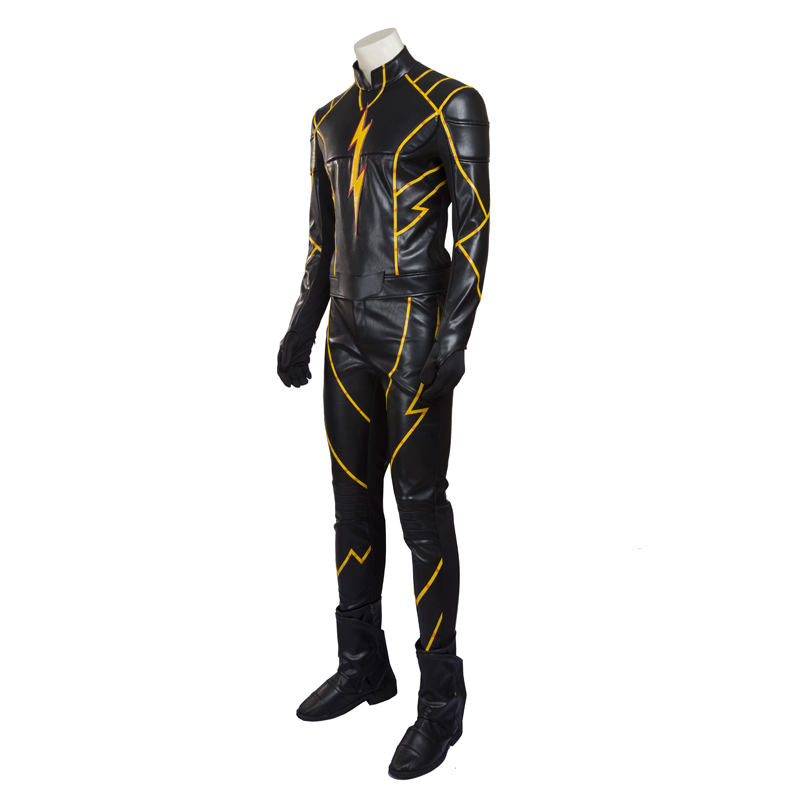 The Flash Season 3 Flashpoint Cosplay Costume(Does not Contain Shoes)