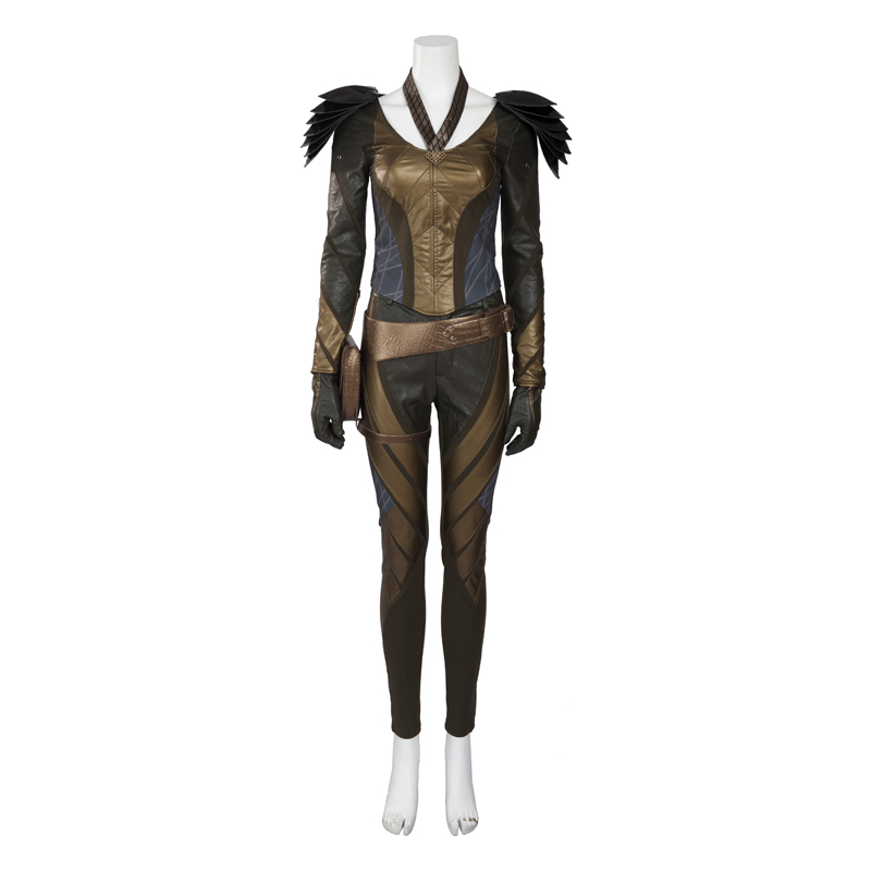 Legends Of Tomorrow Hawkgirl Kendra Munoz-saunders Cosplay Costume