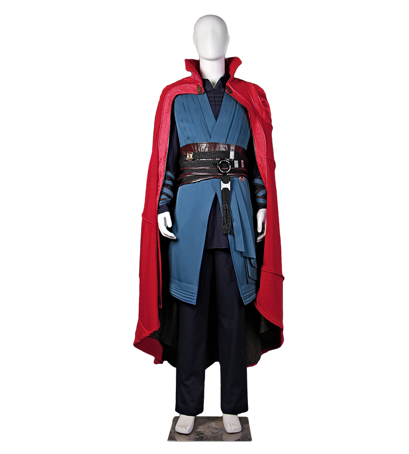 2016 Movie Doctor Strange Cosplay Cloak