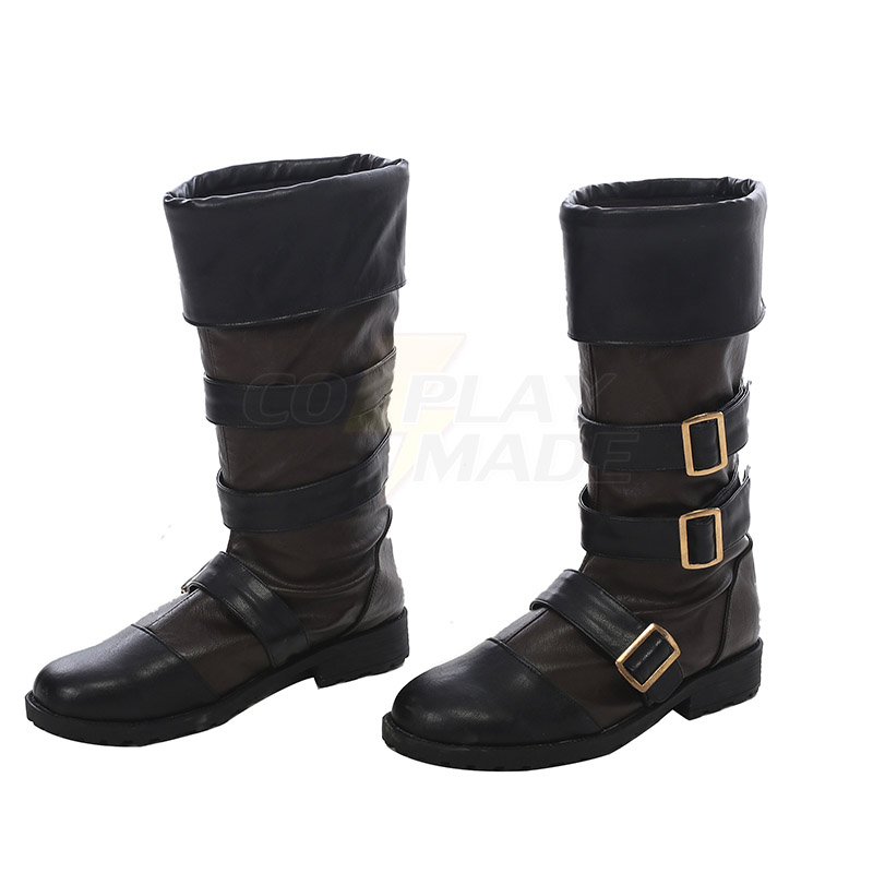 Nier: Automata YoRHa No.9 Type S (9S) Cosplay Shoes Boots