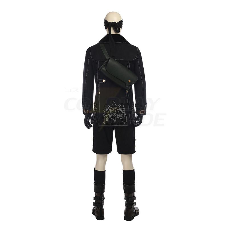 Nier: Automata YoRHa No.9 Type S (9S) Cosplay Costume