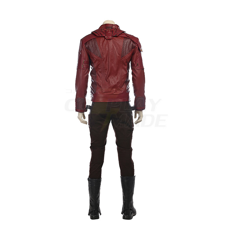 Guardians of the Galaxy 2 Star Lord Cosplay Costumes Full Set