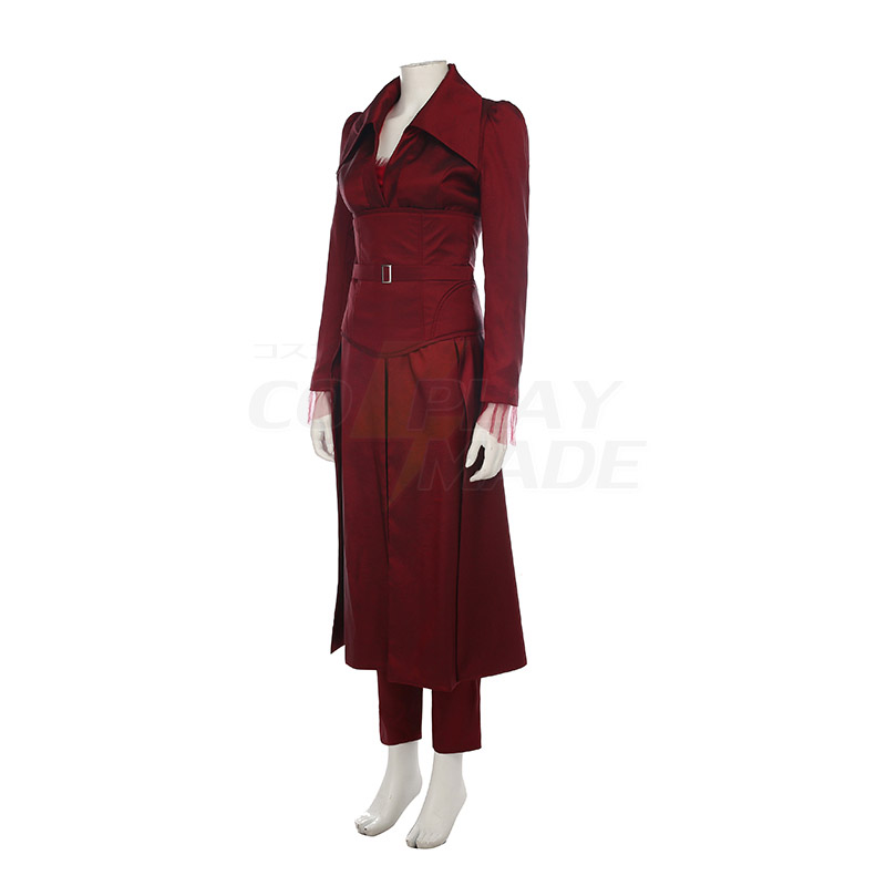 X-Men Phoenix Cosplay Costumes Red