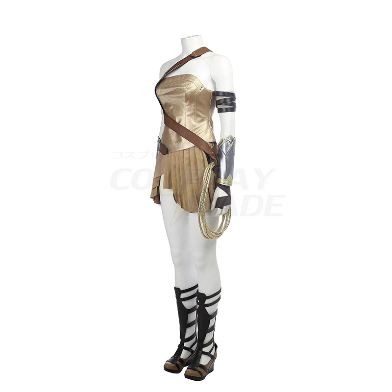Marvel DC Comics Wonder Woman Cosplay Costumes Full Set