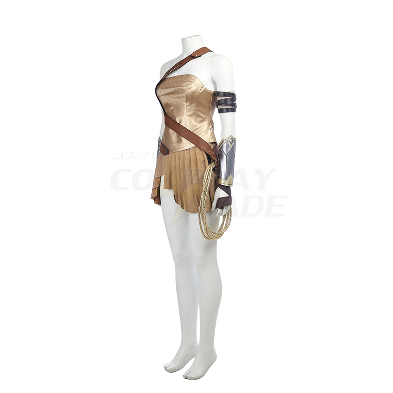 Marvel DC Comics Wonder Woman Cosplay Costume