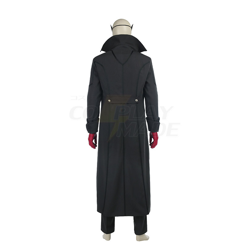 Game Persona 5 Cosplay Costume Hero Kaitou Full Set