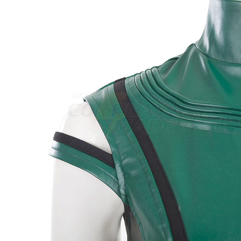 Guardians of the Galaxy 2 Marvel Comics Mantis Cosplay Kostume Fastelavn