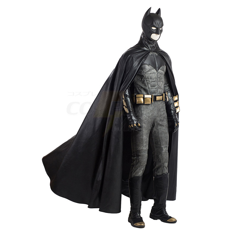 Justice League Batman Cosplay Costumes Full Set