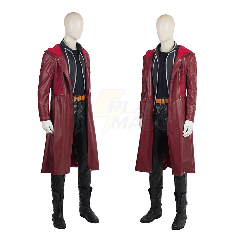 Film Fullmetal Alchemist Edward Elric Cosplay Costumes Full Set