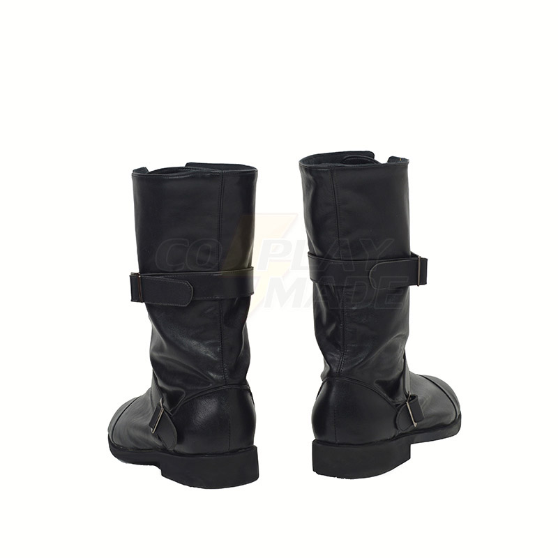 Film Fullmetal Alchemist Edward Elric Cosplay Shoes Boots