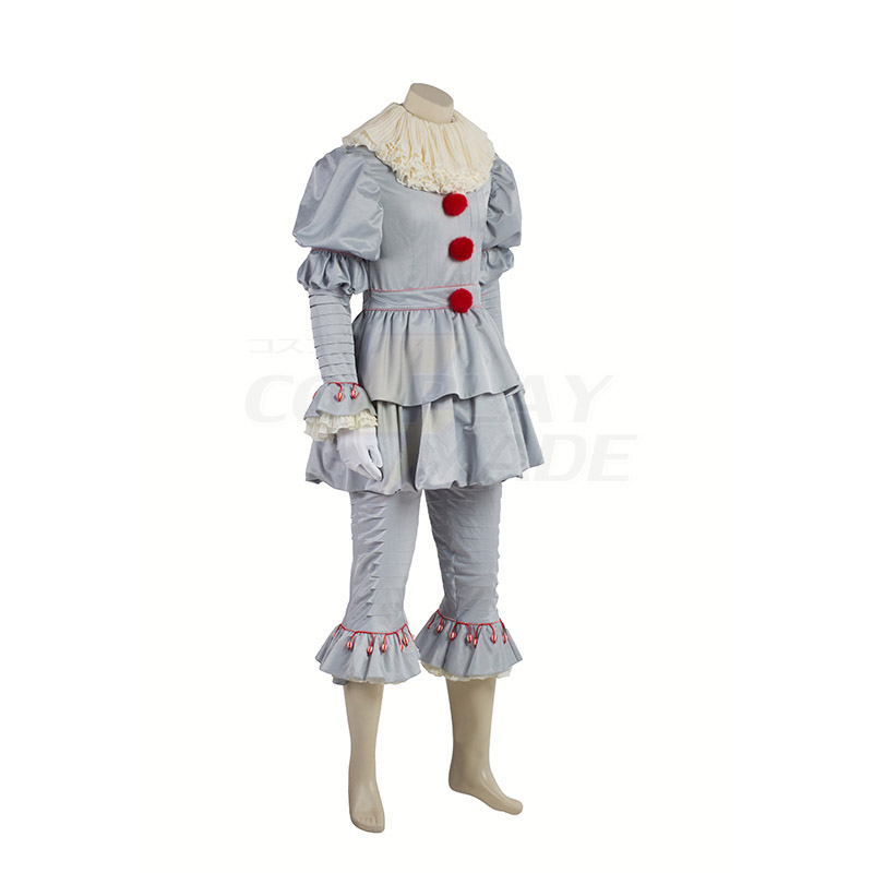 Stephen King\'s It Pennywise Cosplay Costume