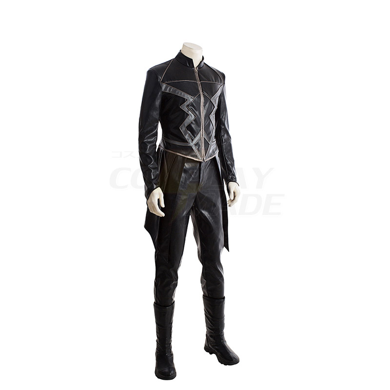 Marvel DC Comics Inhumans Cosplay Costumes Full Set