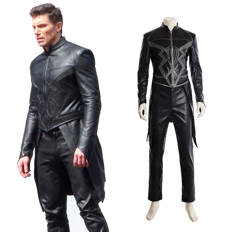 Marvel DC Comics Inhumans Cosplay Costume