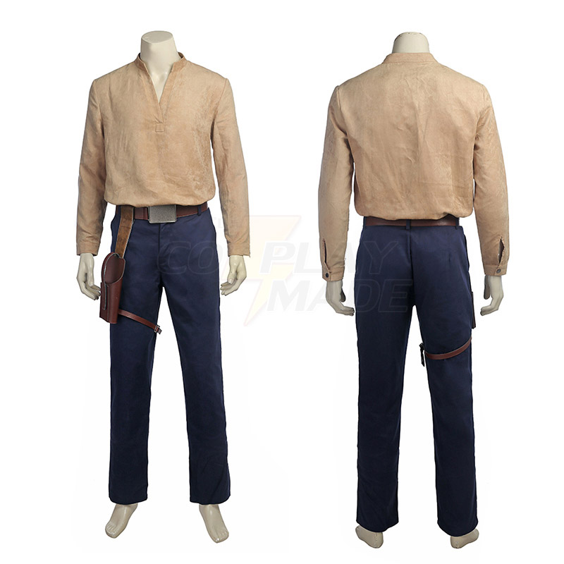 Star Wars 8: The Last Jedi Finn Cosplay Costumes Full Set