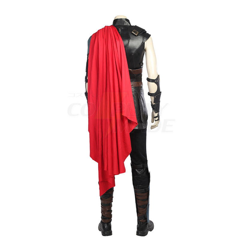 Marvel DC Comics Thor: Ragnarok Thor Odinson Cosplay Costumes Full Set