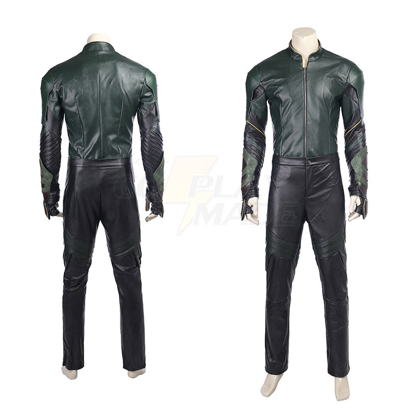 Marvel DC Comics Thor: Ragnarok Loki Laufeyson Cosplay Costumes Full Set