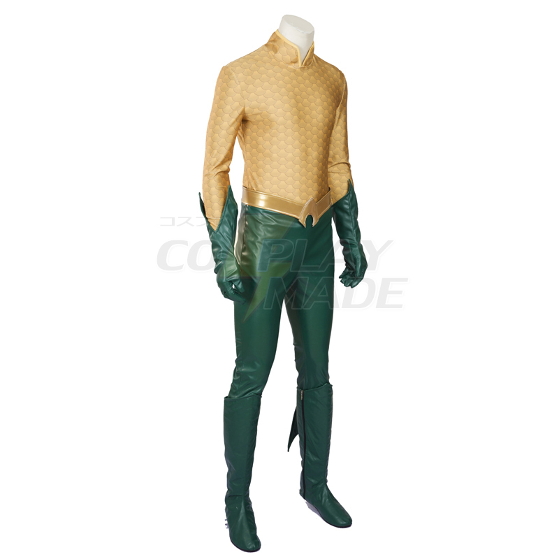 Aquaman Cosplay Halloween Kostumi Zentai Suit A Full Set Slovenija