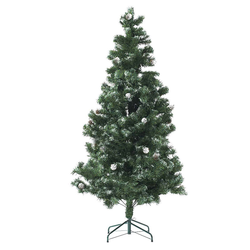 7.5' Ft Christmas Tree Holiday Season Indoor Outdoor Matu Kasa Snow 180cm