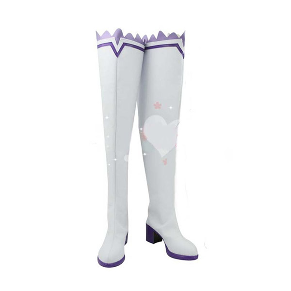 Re: Life In A Different World From Zero Emilia Cosplay Shoes Boots