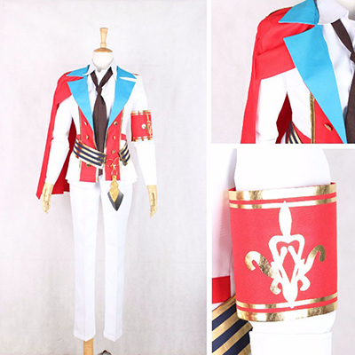 100 Sleeping Princes & The Kingdom of Dreams Avi Moon Mode Cosplay Kostym