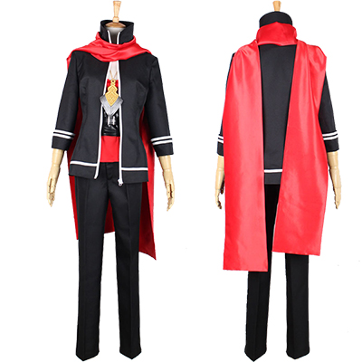100 Sleeping Princes & The Kingdom of Dreams Avi Sun Mode Cosplay Costume