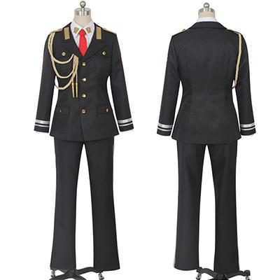 Costume ACCA 13 Ku Kansatsu-ka Grossular Cosplay Déguisement