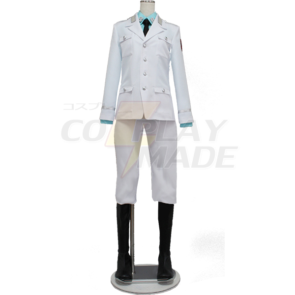 ACCA 13 Territory Inspection Dept Rail Cosplay Costume