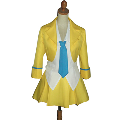 Ace Attorney Athena Cykes Cosplay Kostym