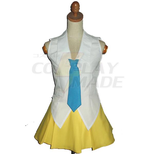 Ace Attorney Athena Cykes Cosplay Kostume