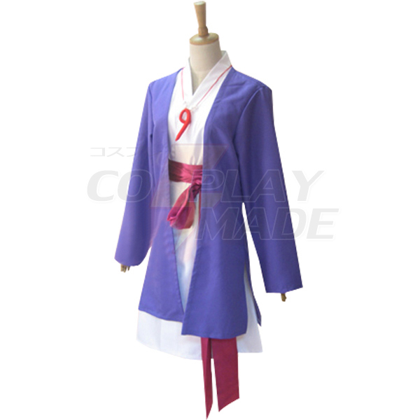 Costumi Ace Attorney Pearl Fey Cosplay