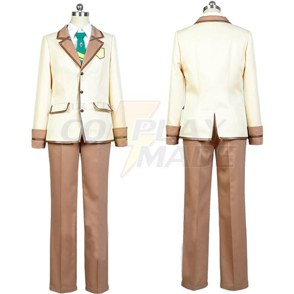 Active Raid Hachijyou Tomoki Cosplay Costume