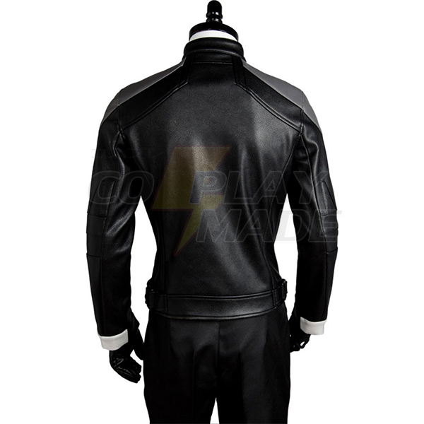 Costumi Agents of Shield S.H.I.E.L.D Ghost Rider Giacca Cosplay