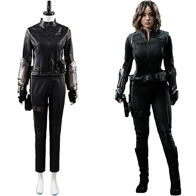 Costumi Agents of Shield S.H.I.E.L.D Quake Daisy Johnson Skay