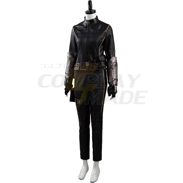 Agents of Shield S.H.I.E.L.D Quake Daisy Johnson Skay Costume