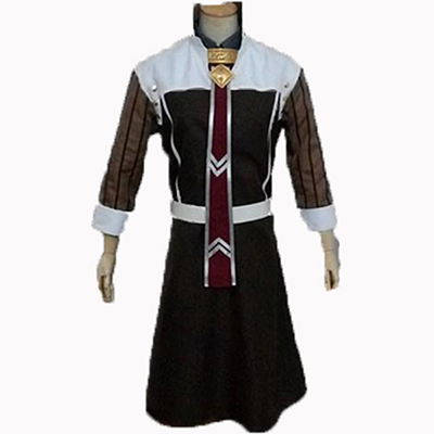 Costume Akagami no Shirayukihime Mitsuhide Lowen Ian Sinclair Cosplay Déguisement