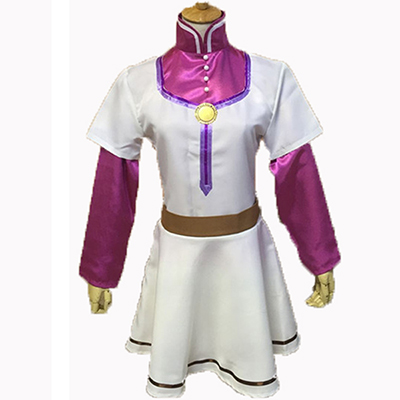 Akagami no Shirayukihime Shirayuki Chemist Uniform Cosplay Kostym