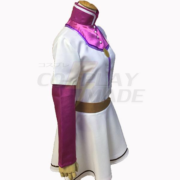Disfraces Akagami no Shirayukihime Shirayuki Chemist Uniforme Cosplay